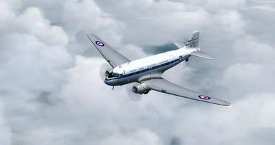 Douglas DC 3 Enhanced FSX P3D  16