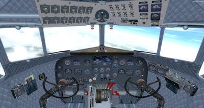 Douglas DC 3 Enhanced FSX P3D  18