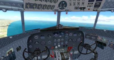 Douglas DC 3 Enhanced FSX P3D  2