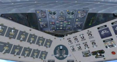Douglas DC 3 Enhanced FSX P3D  23