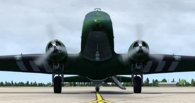 Douglas DC 3 Enhanced FSX P3D  5