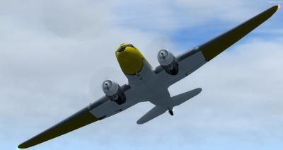 Douglas DC 3 Enhanced FSX P3D  7