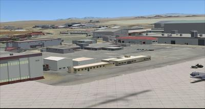 Edwards Air Force Base KEDW Photoreal FSX P3D 18