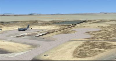 Edwards Air Force Base KEDW Photoreal FSX P3D 20
