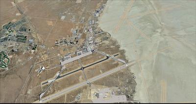 Edwards Air Force Base KEDW Photoreal FSX P3D 6
