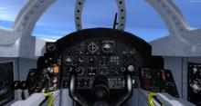 English Electric Canberra B 57B FSX P3D  14