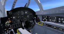 English Electric Canberra B 57B FSX P3D 15