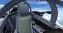 English Electric Canberra B 57B FSX P3D  18