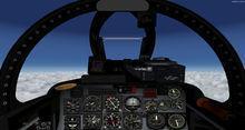 F 100C Super Sabre CWDT FSX P3D  2
