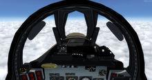 F 100C Super Sabre CWDT FSX P3D  3