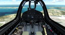 F 8 Vought Crusader FSX P3D 9