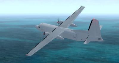 Lelapa la Fokker 27 FSX P3D  10