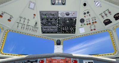 Lelapa la Fokker 27 FSX P3D  19