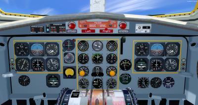 Lelapa la Fokker 27 FSX P3D  20