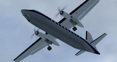 Lelapa la Fokker 27 FSX P3D  4