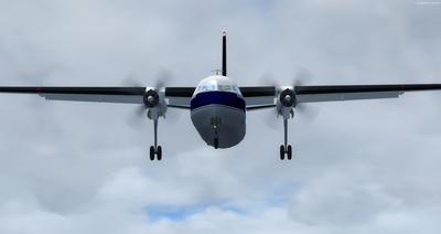 Lelapa la Fokker 27 FSX P3D  5