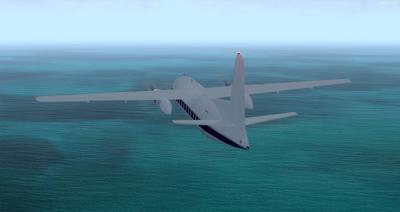 Lelapa la Fokker 27 FSX P3D  8