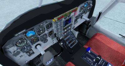 GAF Nomad 22B FSX P3D  23