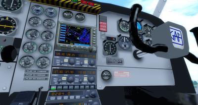 GAF Nomad 22B FSX P3D  28
