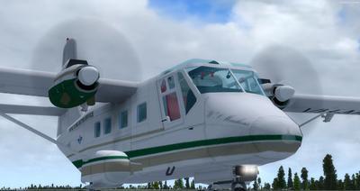 GAF Nomad 22B FSX P3D  3
