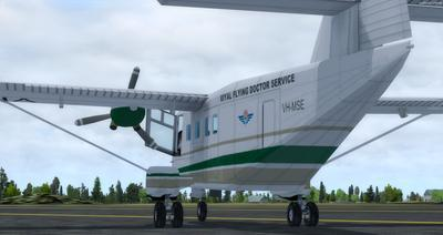 GAF Nomad 22B FSX P3D  7