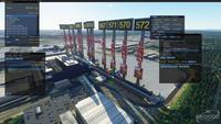 Gatwick Airport EGKK Ultra MSFS2020 62