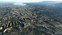 Geneva City Switzerland MSFS 2020 3