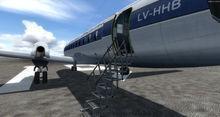 ሀከርker Siddeley HS.748 FSX P3D  11