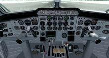 Хокер Сидели HS.748 FSX P3D  2
