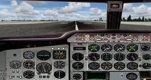 ሀከርker Siddeley HS.748 FSX P3D  6