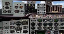 Хокер Сидели HS.748 FSX P3D  7