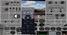 ሀከርker Siddeley HS.748 FSX P3D  9