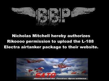 Permission Rikoooo L 188 Electra Airtankers