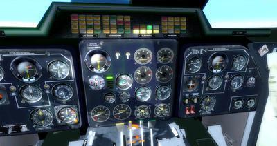 LET L 410 Turbolet FSX P3D  10