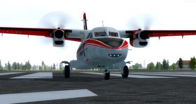 LET L 410 Turbolet FSX P3D  4