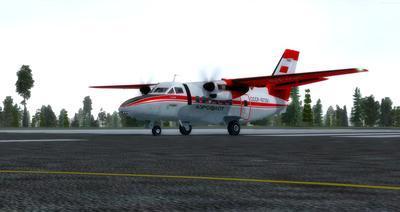 LET L 410 Turbolet FSX P3D  6