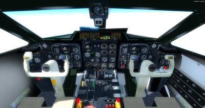 LET L 410 Turbolet FSX P3D  7