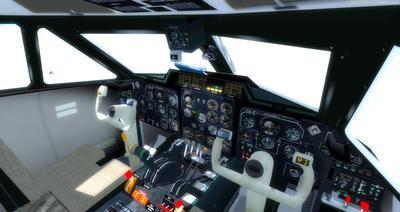 LET L 410 Turbolet FSX P3D  8