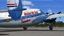 Lockheed Lodestar L 18 C 57 C 60A FSX P3D 12