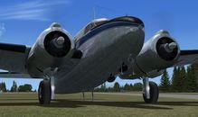 Lockheed Lodestar L 18 C 57 C 60A FSX P3D  24