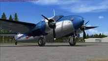 Lockheed Lodestar L 18 C 57 C 60A FSX P3D 25
