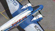 Lockheed Lodestar L 18 C 57 C 60A FSX P3D 26