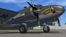 Lockheed Lodestar L 18 C 57 C 60A FSX P3D 5