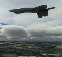 Lockheed Martin F 22A Raptor TPS Freeware Edition MSFS 2020 19