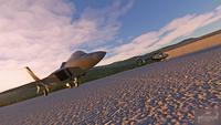 Lockheed Martin F 22A Raptor TPS Freeware Edition MSFS 2020 29
