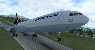 McDonnell Douglas MD 11 Multi Livery FSX P3D  14