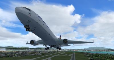 McDonnell Douglas MD 11 Multi Livery FSX P3D  15