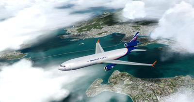 McDonnell Douglas MD 11 Multi Livery FSX P3D  24