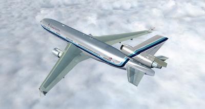 McDonnell Douglas MD 11 Multi Livery FSX P3D  30