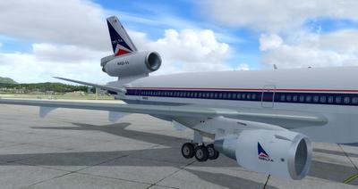 McDonnell Douglas MD 11 Multi Livery FSX P3D  6